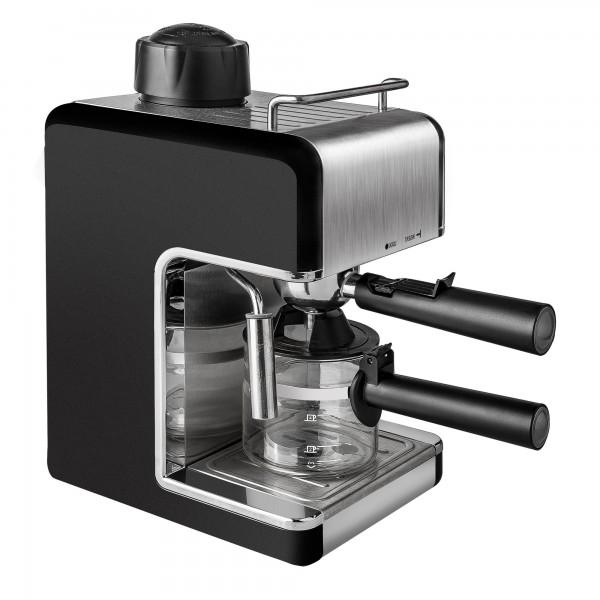 Cafetera express cromo 4tz 240ml. kuken