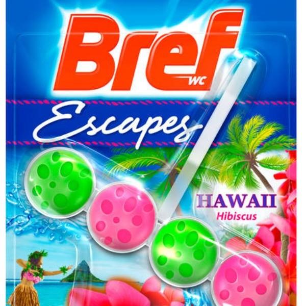 Bref WC Limpiador Escapes Hawaii Blister 1 u