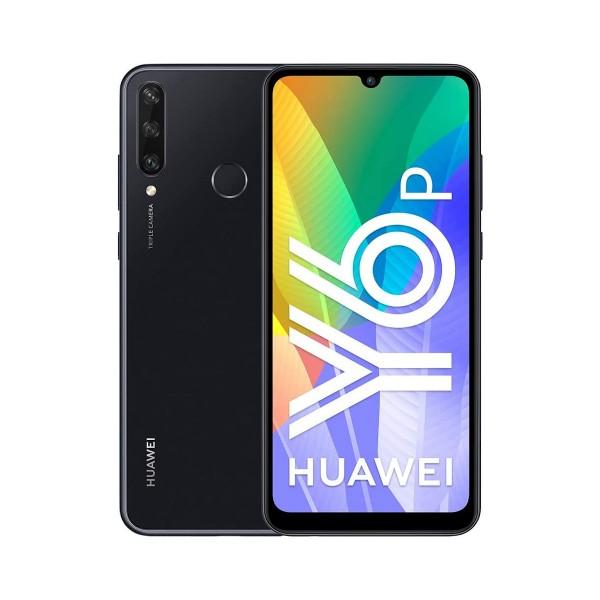 Huawei y6p black móvil 4g dual sim 6.3'' ips hd+/8core/64gb/3gb ram/13+5+2mp/8mp