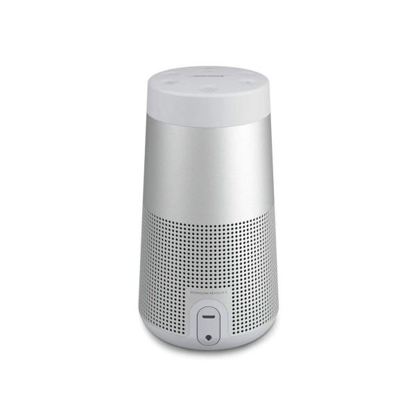 Bose soundlink revolver ii gris/bluetooth/indicaciones por voz/batería 13 horas/sonido envolvente 360º
