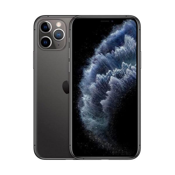 """Apple iphone 11 pro reacondicionado (cpo) gris (space grey) / 6+256gb / 5.8"""" oled / esim"""
