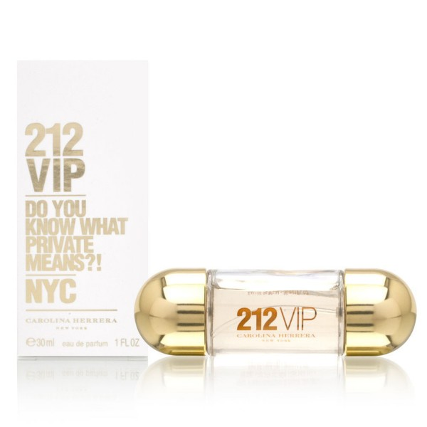 Carolina herrera 212 vip eau de parfum 30ml vaporizador