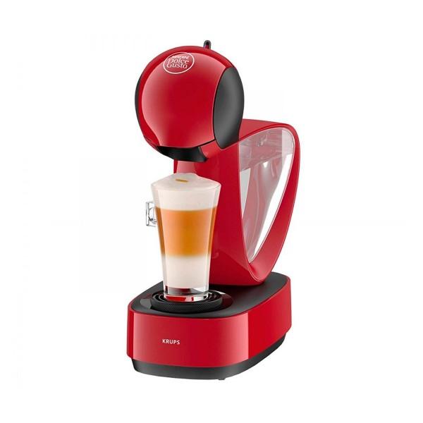 Krups kp1705sc infinissima rojo cafetera nescafé dolce gusto