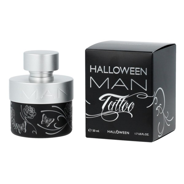 Jesus del pozo halloween man tattoo eau de toilette 50ml vaporizador